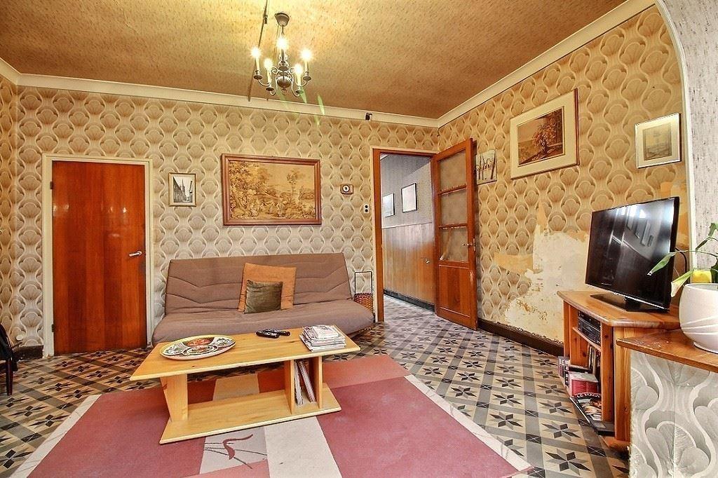 Maison entre pignons offrant un beau potentiel sur 300m² de terrain MOUSCRON