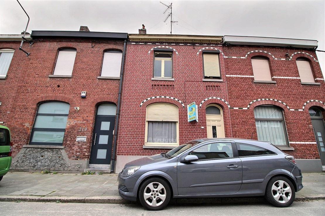 Jolie maison à rafraichir proche du Centre-Ville de Mouscron