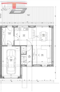 RESTE 2 - 4 maisons basse énergie de 4 chambres entièrement équipées avec garage, jardin et spacieuse terrasse