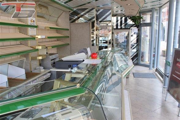 Rez-de-chaussée commercial idéalement situé dans le centre de Spa
