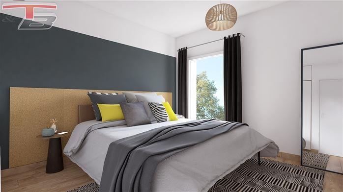 Appartement neuf 1 chambre de 62m² entièrement équipé avec terrasse exposée sud