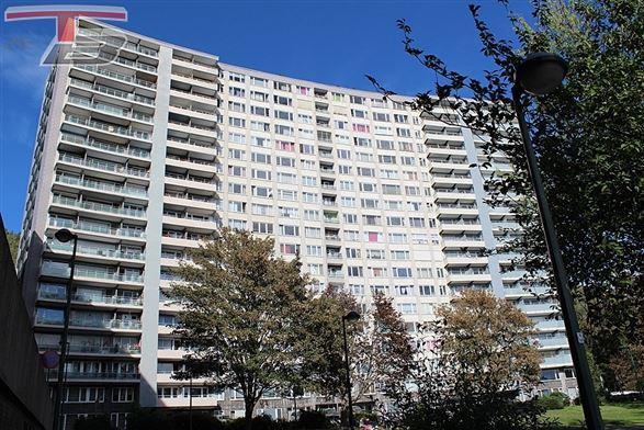Lumineux appartement 3 chambres de 88m² avec terrasse et cave situé au 11eme étage.