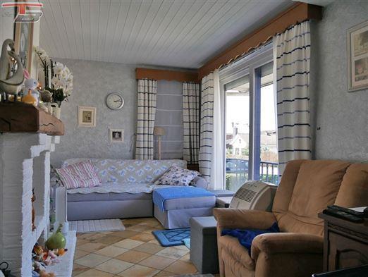 Maison 3 chambres idéalement située au calme avec jardin plane orienté Sud.