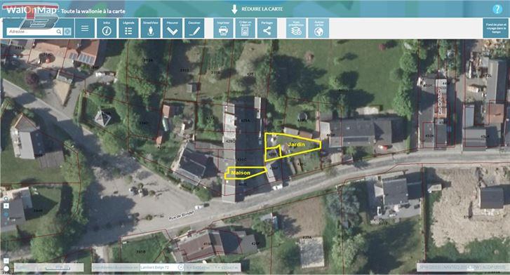 Charmante maison 2 chambres de 73m² avec terrasse, garage et jardin non attenant située dans le hameau de Sendrogne.
