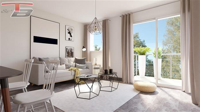 Appartements neufs entièrement équipés avec terrasses exposées sud